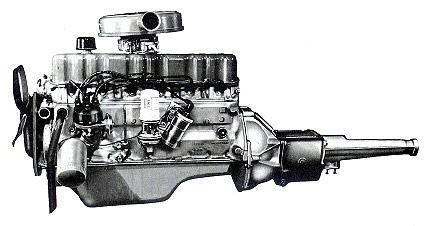 Classic Inlines - Ford Small Inline Six Specs