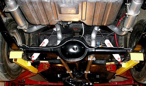 Classic Inlines Aluminized Exhaust Kits